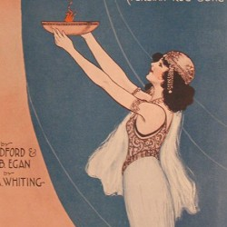 «ترانه ی ایران» (۱۹۲۲) از ریچارد ویتینگ