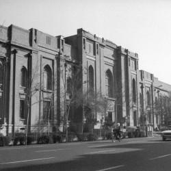 Tehran's Post building, 2002