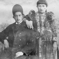 Galin Mahdi Khani and Mirza Nusrat