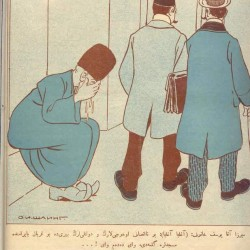"مجله ملانصرالدین - ""Molla Nasreddin"" Magazine (75)"