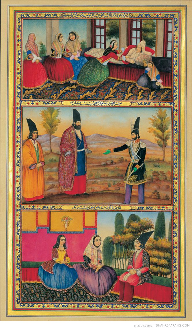 One Thousand And One Nights (1853)