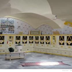 Bab Homayoon Public Bath - حمام باب همایون (اول باب همایون، کوچه قنات)