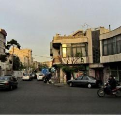 Walking in Tehran's Amirabad - پرسه در امیرآباد (117)