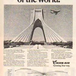 Iran Air - Growing, Your Way