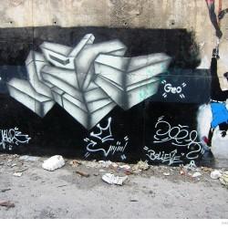 Graffiti on Tehran canal walls (9)