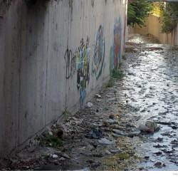 Graffiti on Tehran canal walls (80)