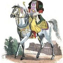 Persian of High Rank