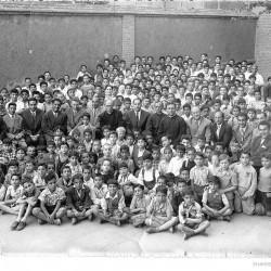 Andisheh School, 1953