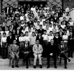 Andisheh School, 1961