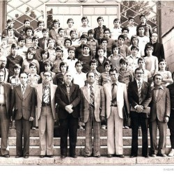 Andisheh School, 1978