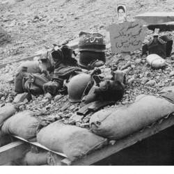 Daily Life at the Iran-Iraq War Fronts (7)
