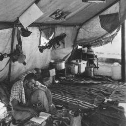 Daily Life at the Iran-Iraq War Fronts (34)