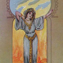 Perle de Perse (Pearl of Persia) (1912) by Johann C. Schmid