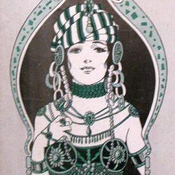 A-Mi-Ti-Ya (1919) by Harold Weeks