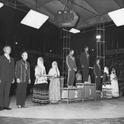 World Wrestling Championships in Tehran (1973 )